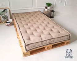 Home of Wool 7 inch wool mattress with 3 day delivery 300x240