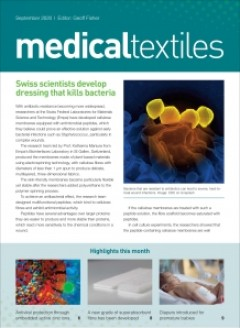 medical textiles newsletter